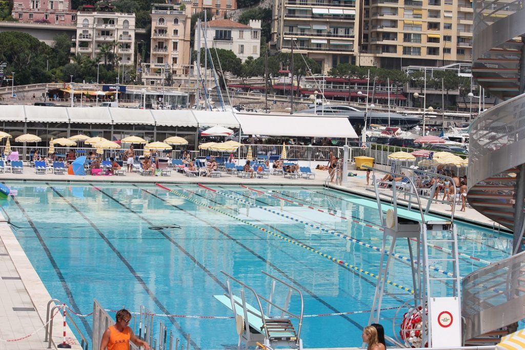 French Vat Monaco Pool