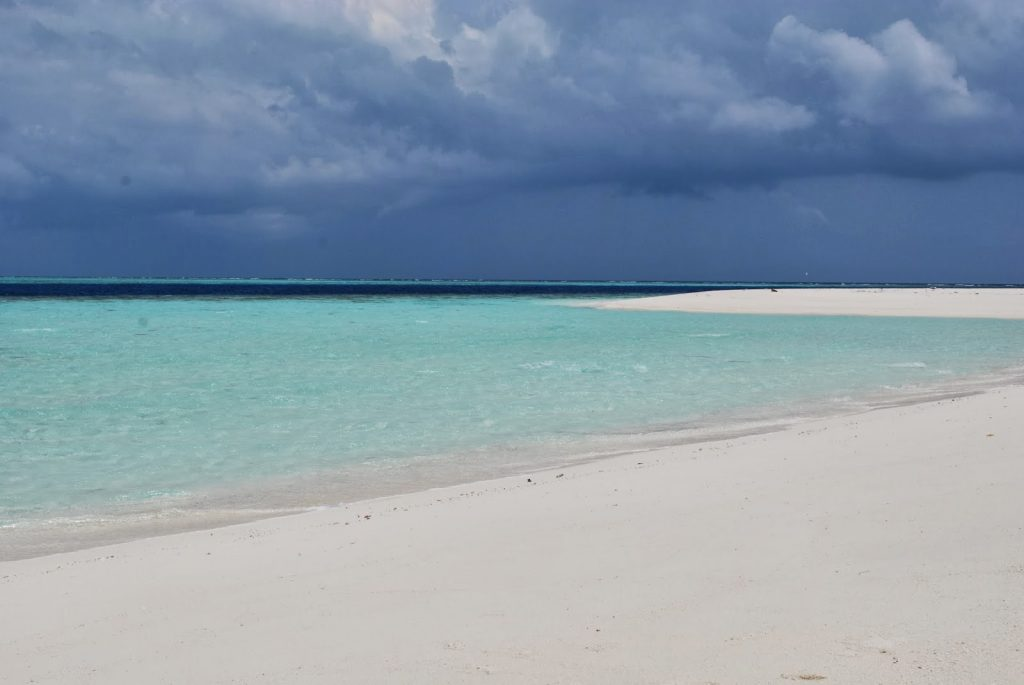 Indian & Pacific Oceans are vast, One way charter here is a must