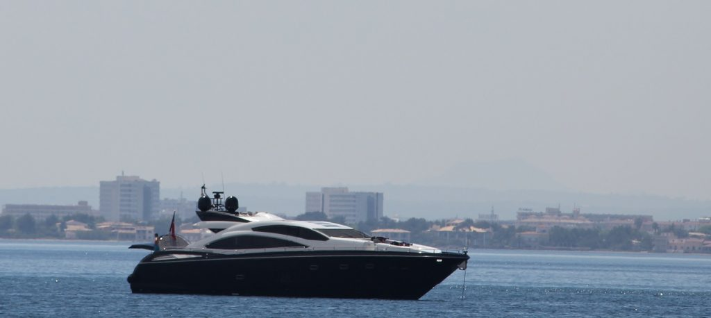 Sunseeker's Predators are a sight to behold everywhere