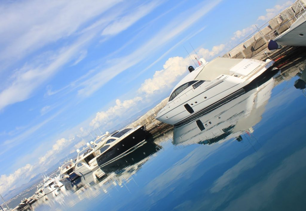 Charter Yachts in Croatian Adriatic