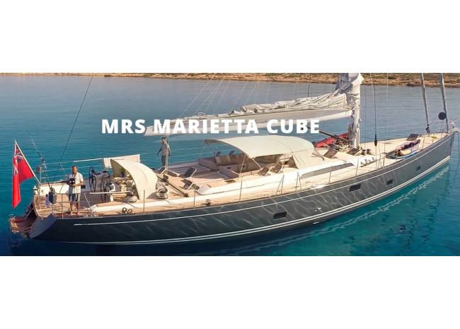MRS MARIETTA CUBE