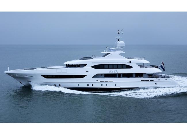 Asya Motor Yachts