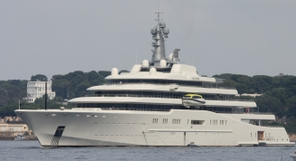 Abramovich S Eclipse In South Of France
