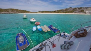 new-year-christmas-party-caribbean-mega-yacht-charter-in-the-tropics