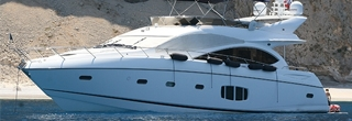 Sunseeker 70 Manhattan Pyewacket