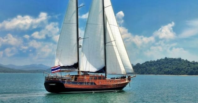 Tradisional asian yachts for sale