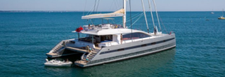 WINDQUEST SAILING CATAMARAN