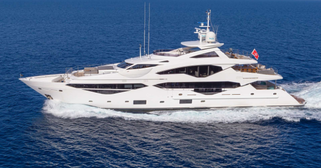 THE MOST PRESTIGIOUS LUXURY MEGA YACHT