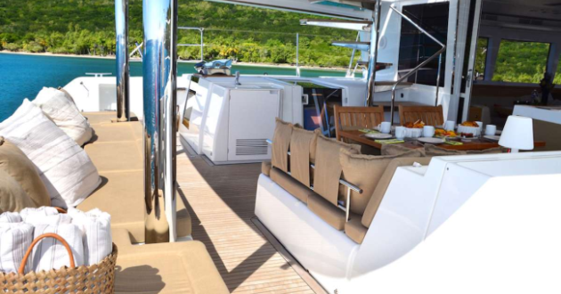 PRIVATE YACHT CHARTER IN THE CARIBBEAN