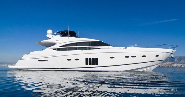 PRINCESS 25m LUXURY MOTOR YACHT