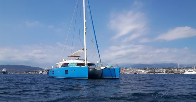 70FT SAILING CATAMARAN