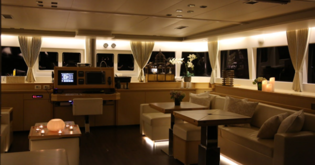 CREWED YACHT CHARTER