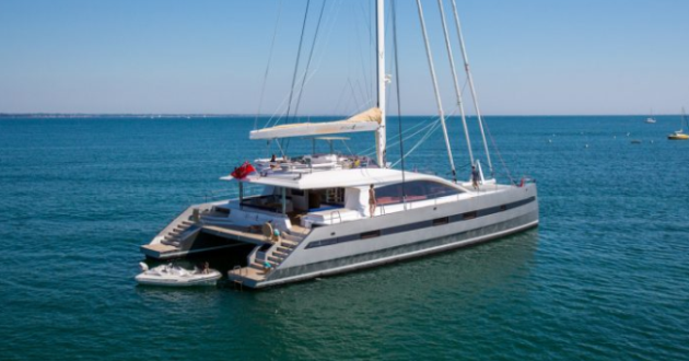 LUXURY SAILING CATAMARAN