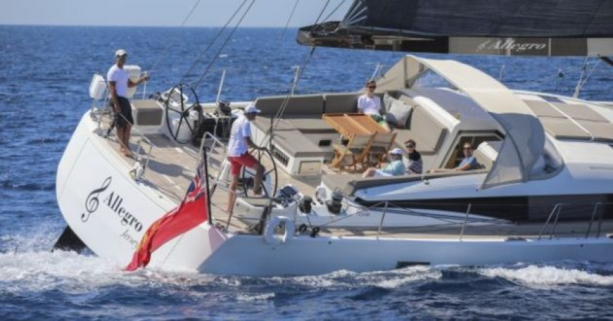 RELAXING SAILING YACHT VACATION
