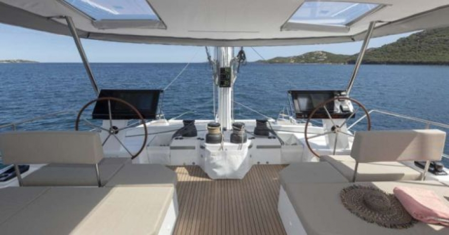 MEDITERRANEAN LUXURY SAILING CATAMARAN