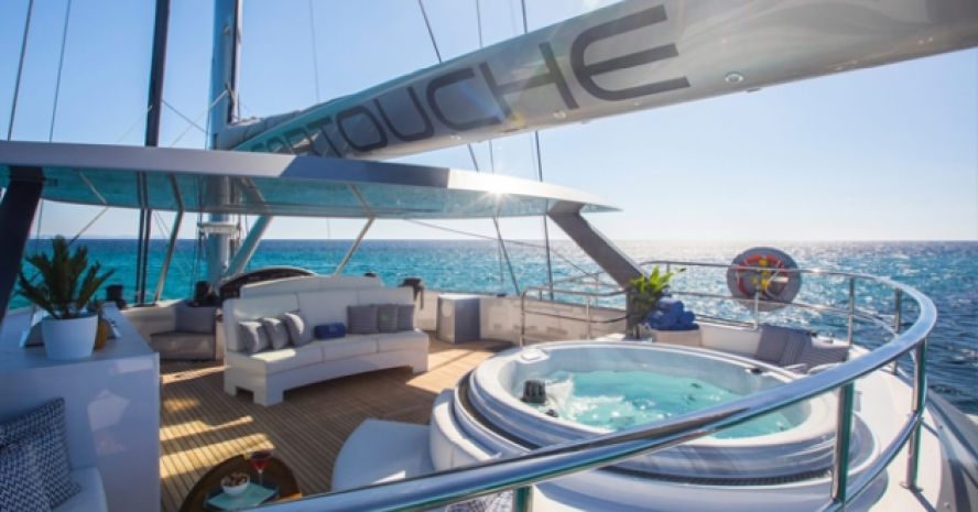 CATAMARAN YACHT CHARTER IN SPAIN