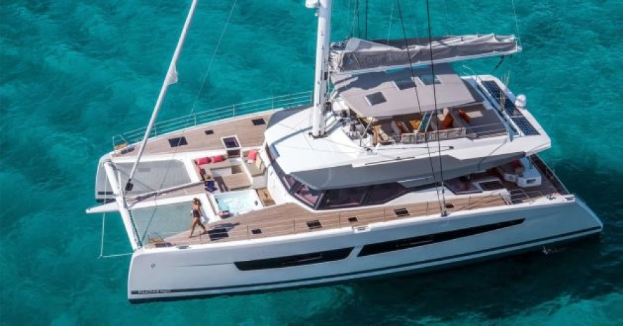 ANTIGUA LUXURY SAILING CHARTER