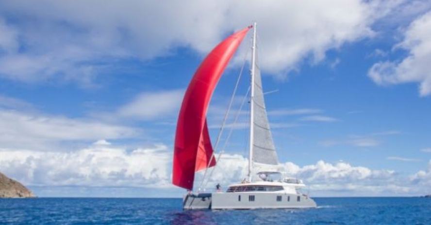 ORION - 74ft sailing catamaran