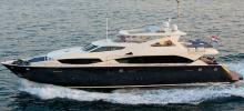 SUNSEEKER 34M YACHT - CASSIOPEIA